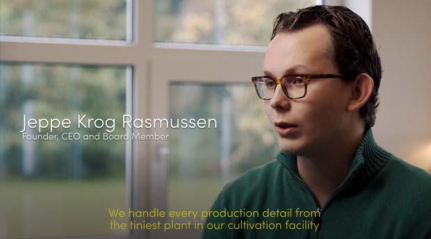 Video: Menneskene bag cannabis virksomhed