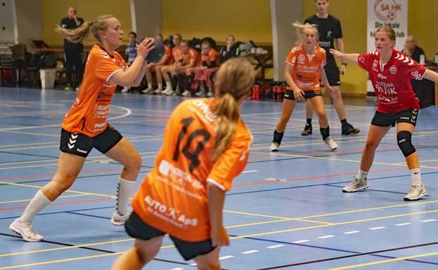 Håndbold: Spillermøde den 21/9 kl. 18.00