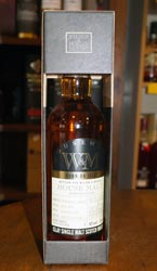 Månedens whisky: House Malt Wilson & Morgan, Born-on-islay 2001, 9 år 43 %