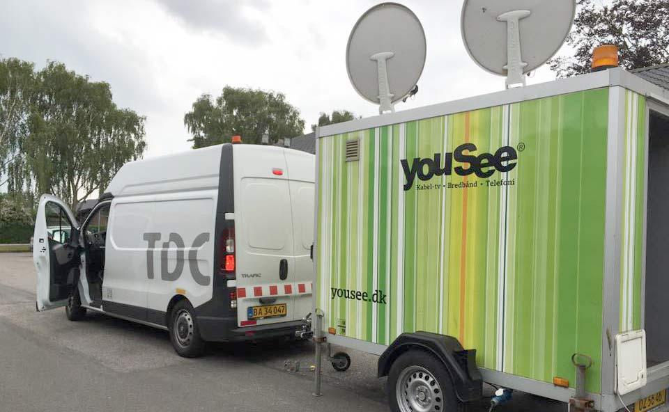 yousee internet og tv pakke